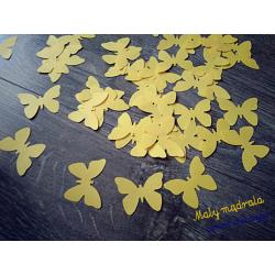 Motylki do dekoracji 4 cm,...