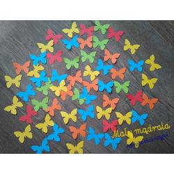 Motylki do dekoracji, 4 cm,...