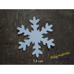 Śnieżynki do dekoracji, 7,5...