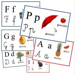Alfabet PDF - 32 plansze